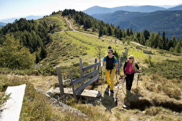 Hiking in the holiday region Lungau – Holiday at st martin chalets in Lungau