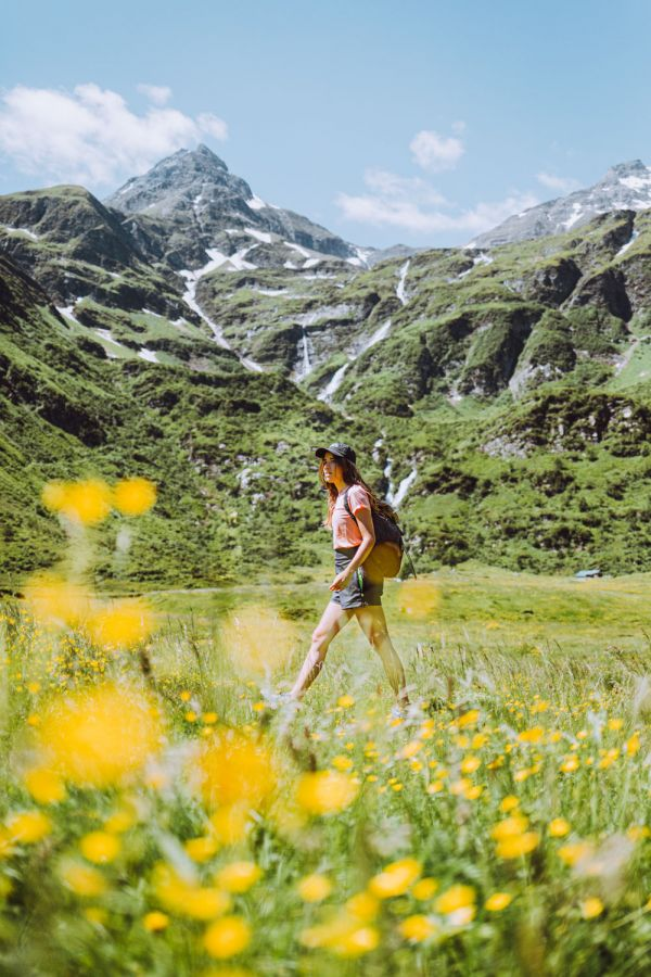 Hiking in Salzburg, Austria – Holiday at st martin chalets in Lungau