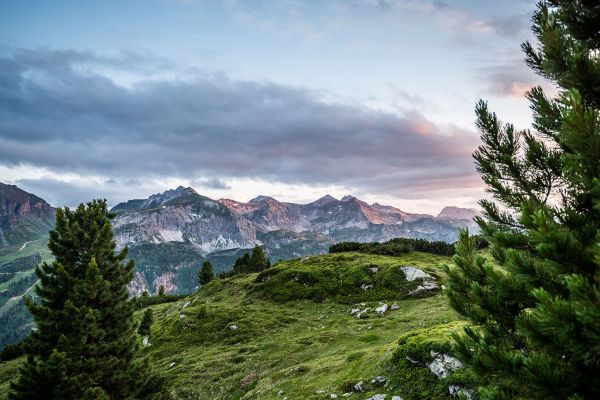 Summer in the mountains – Hiking in Obertauern – st martin chalets