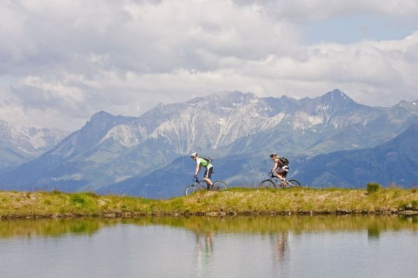 Mountainbiking in the holiday region Lungau – vacation at st martin chalets in Lungau