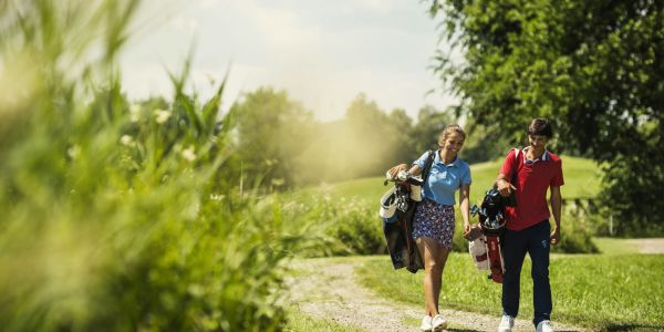 Golf vacation in Salzburg's region – st martin chalets