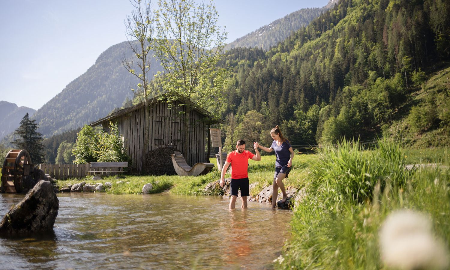 Summer vacation in the mountains – Holiday at st martin chalets